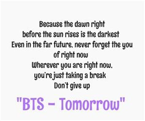 bts quote lyrics 10 best images about inspiring quotes from bts bangtan