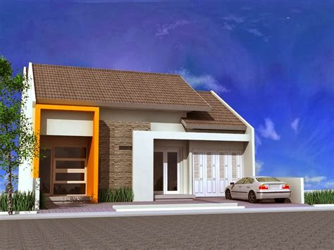 contoh desain rumah minimalis 1 lantai modern desain denah rumah minimalis desain denah