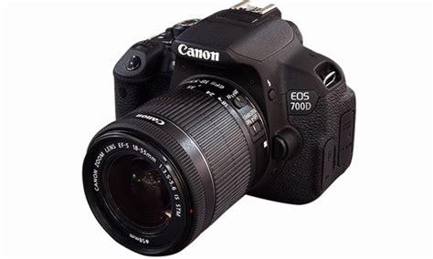 Kamera Canon Eos 700d harga kamera canon 700d spesifikasi terbaru 2017 lemoot