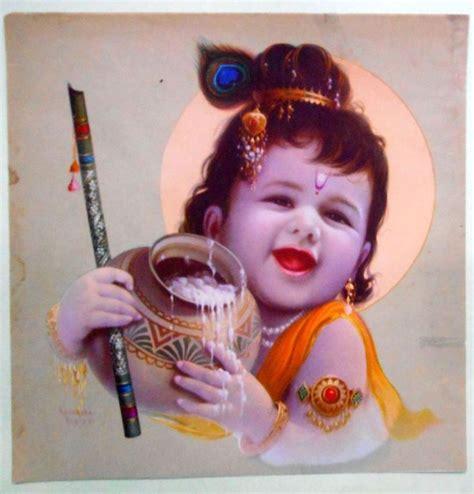 1000 ideas about baby krishna on krishna