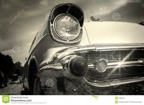 vintage car in black and white stock photos image 2963503