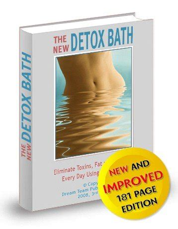 10 Minute Detox Bath by 10 Minute Detox Bath Ebook000a