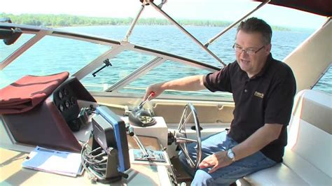 add trim tabs to boat bennett trim tab install and boat test from powerboat tv