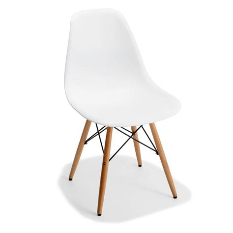 stuhl 20er white dining chair kmart
