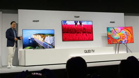 samsung q series differences samsung qled tvs take on oled with style improved picture cnet