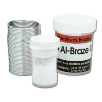 Flux Aluminium Al Braze Harris aluminium solders and fluxes