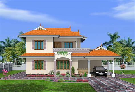 sq feet kerala traditional style home design idea