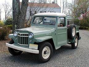 Willys Jeep Trucks For Sale 1956 Willys Jeep For Sale Hopewell New Jersey