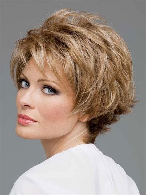 hairstyles for women over 50 with thick wavy hair 40 best short hairstyles for thick hair 2018 short
