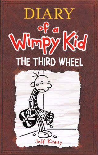 the getaway turtleback school library binding edition diary of a wimpy kid books the third wheel turtleback school library binding edition