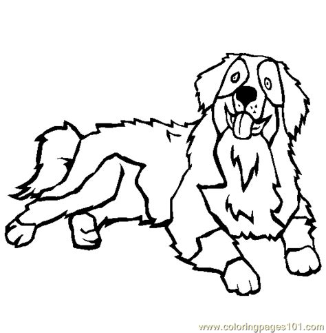 mountain dog coloring page bernese mountain dog coloring page free dog coloring