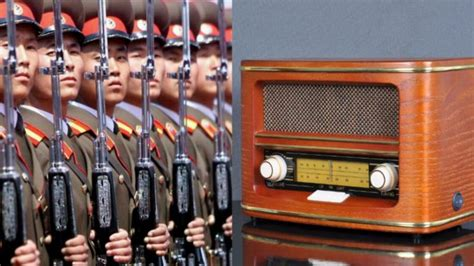 Korean Sleeper Agents by Korea Broadcasts Coded Messages To Sleeper Cells