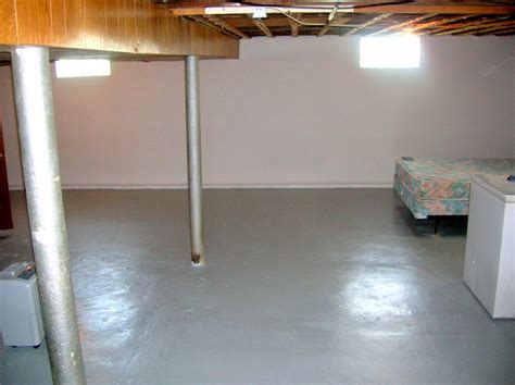 basement basement floor ideas
