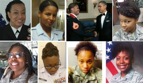 military natural hairstyles the us army the 1st institute to embrace natural