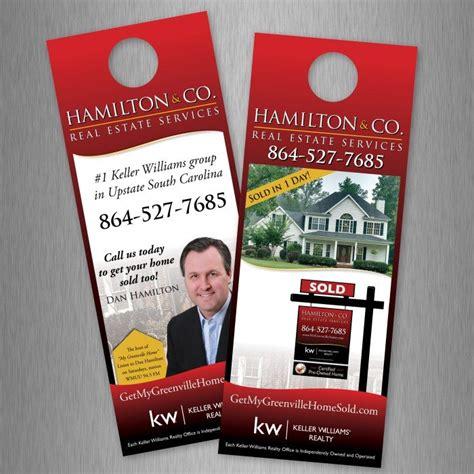 Real Estate Door Hangers How To Get More Leads With Front Door Marketing Free Real Estate Door Hanger Template
