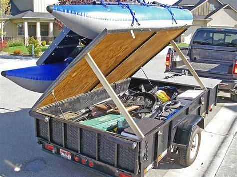 diy pedal boat trailer best 25 utility trailer ideas on pinterest