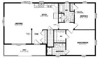 48 X 28 House Plans Home Design And Style 28 X 48 House Plans
