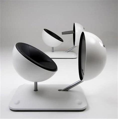 Futuristic Chairs by Innovative Futuristic Furniture Ideas Decozilla