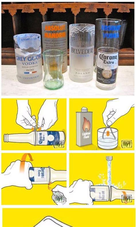 Cortar Botella De Vidrio Como Hacer Un Vaso Con Una Botella De | c 243 mo cortar botellas de vidrio para hacer vasos