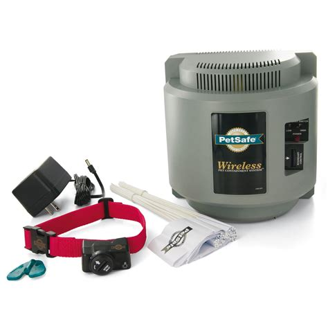 containment system petsafe wireless containment system qc supply