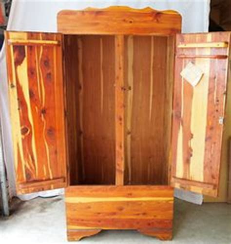 Cedar Armoire Wardrobe by Handcrafted Cedar Wardrobe Armoire Decor Ideas Log Furniture Wardrobes And