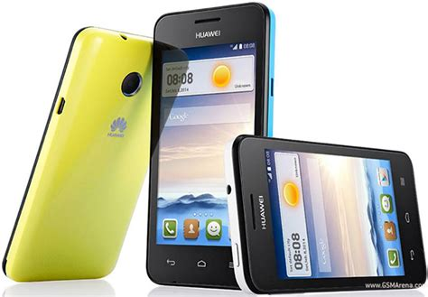 Hp Huawei Ascend Y330 huawei ascend y330 pictures official photos