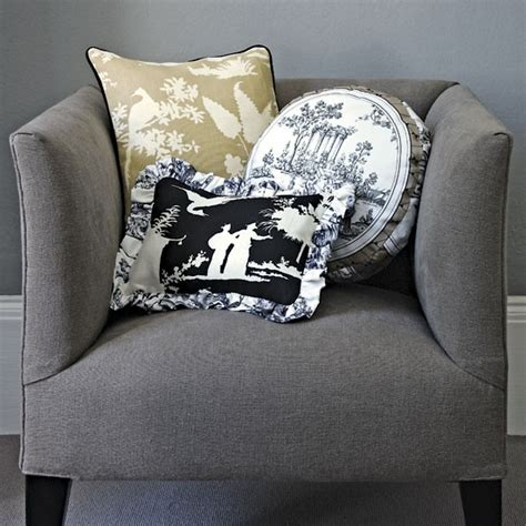 Cushion Design Ideas by Show Stylish Scatter Cushions Design Ideas Decorating With Toile Housetohome Co Uk