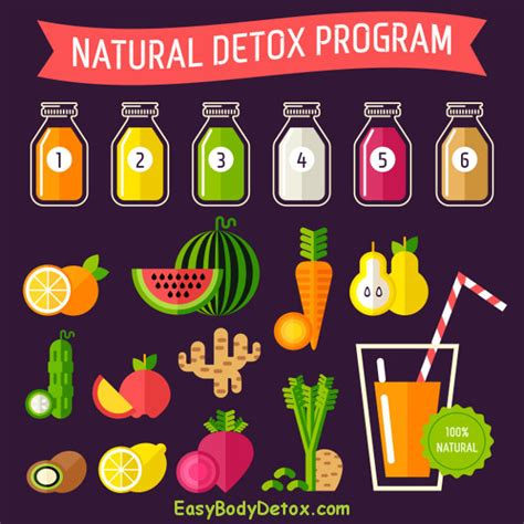 How To Do A Detox Cleanse At Home by Easy Detox