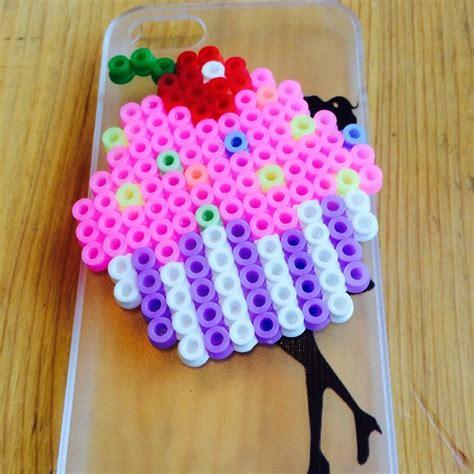 cupcake perler cupcake perler by perler queen cakes and cupcakes