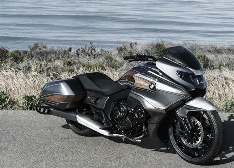 Bmw Touren Motorrad by Bmw Motorrad Concept 101 Amerikanisch Touren Mit 6