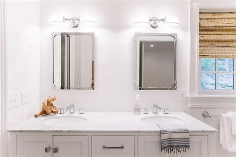 restoration hardware bathroom cabinet boys bathroom design transitional bathroom