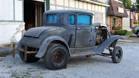 a ford og gasser 1930 ford model a