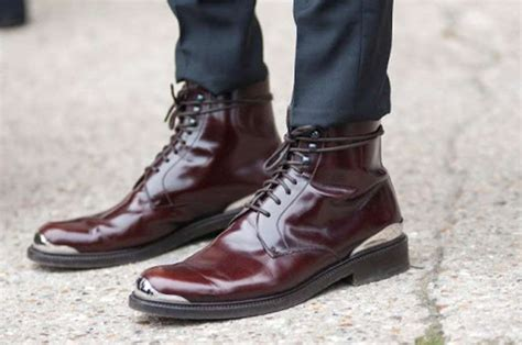 Almost Casual Formal Longwing 12 shoes to wear with grey the idle