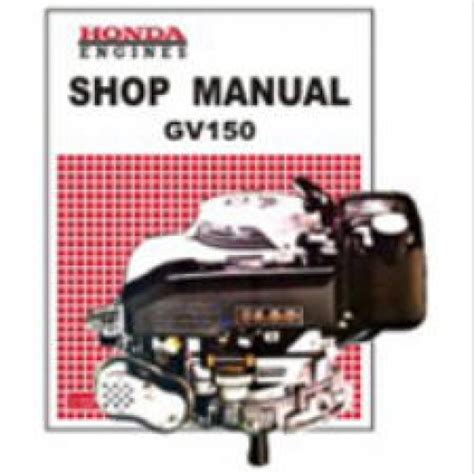 small engine service manuals 2005 honda element windshield wipe control honda gv150k1 engine shop manual