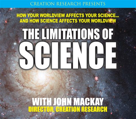 limitations of science books limitations of science creation research usa