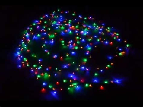 multi colored led christmas lights christmas lights 300 multi color led lights with eight
