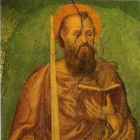 di san paolo la pagina di san paolo apostolo