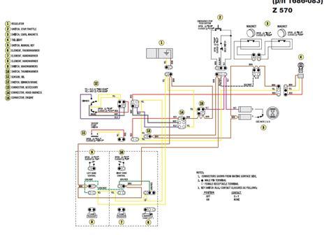 2002 zr 600 wiring diagram 2002 arctic cat zr 600 efi