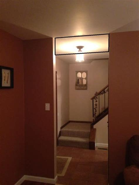Drywall Designs Living Room by Drywall Entrance To Living Room Doityourself Community Forums