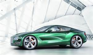 Bentley Motors Bentley Two Seater Exp 10 Speed 6 Sportscar Concept Motrface
