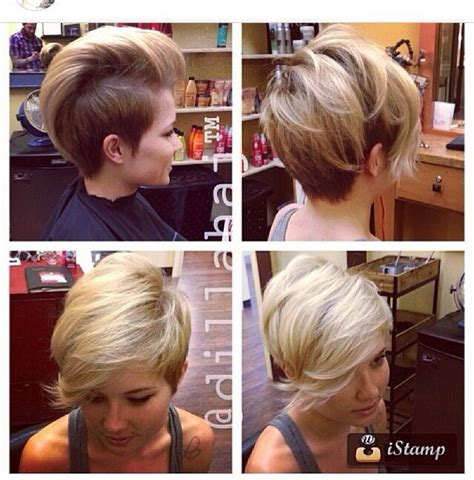my hair is only short on the sides how can i do a sewin wow awesome haircut hair pinterest awesome my