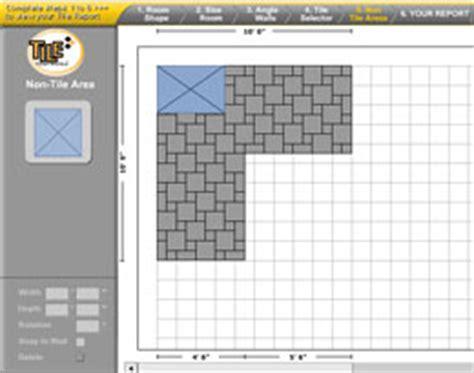 Calculate Tile Flooring by Floor Tile Calculator