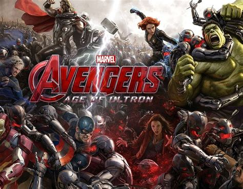 Avenger Age Of Ultron Ori Set 4 which age of ultron character are you
