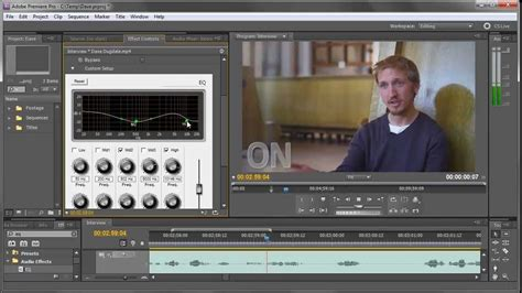 adobe premiere pro noise reduction how to reduce hum and noise from video using adobe