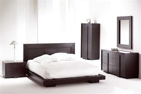 Bedroom Set Designs Modern Wood Bedroom Furniture Raya Furniture