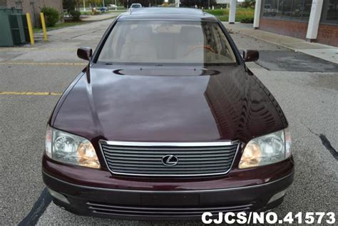 wine ls for sale 1999 left lexus ls400 wine for sale stock no