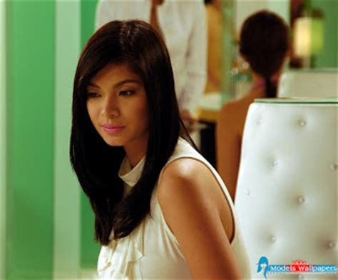 what is the haircut of angel locsin 2013 models accessories angel locsin