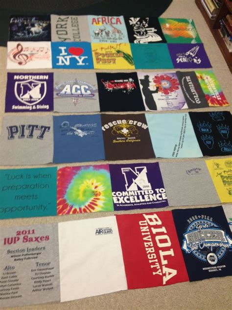 how to make a t shirt quilt for dummies awesome t