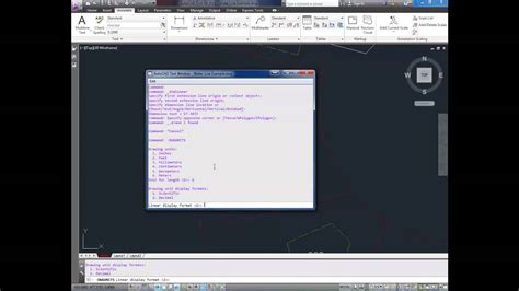 autocad tutorial units autocad tutorial how to change units youtube