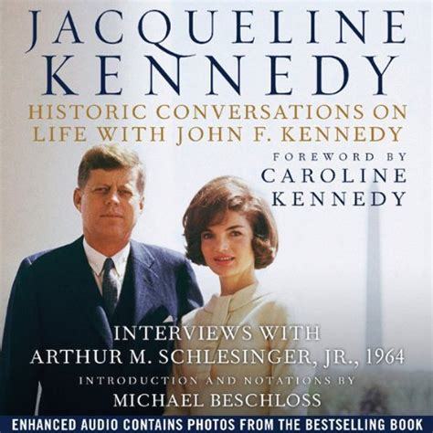 biography of john f kennedy summary review audiobook historical conversations on life with